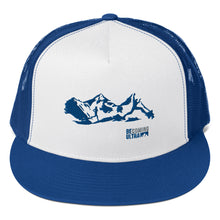 Load image into Gallery viewer, Mountain Runners trucker hat