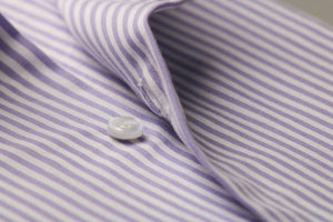 Purple Classic Stripes