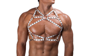 HARNESS SUNDAY WHITE