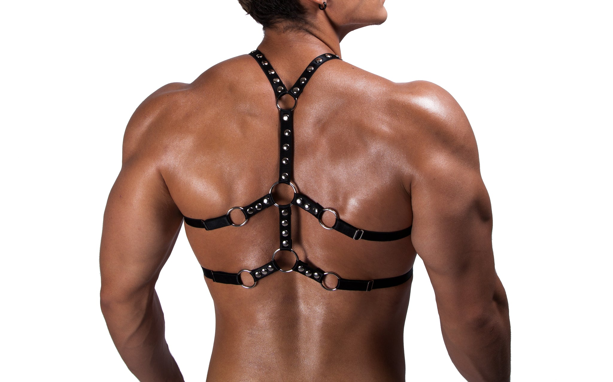 HARNESS SUNDAY BLACK