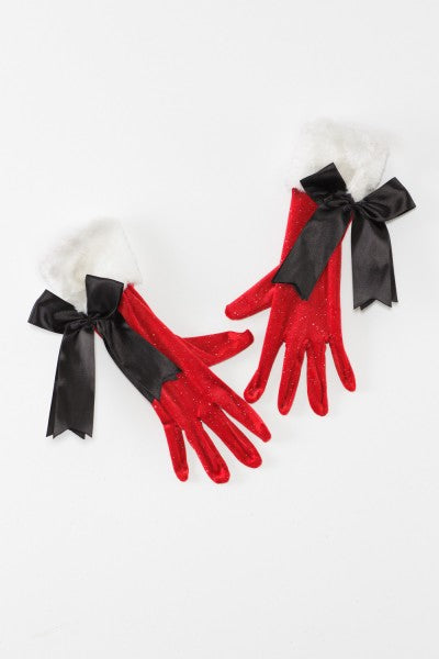The Christmas Gloves
