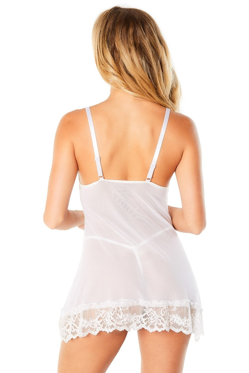 The Valentine Bridal Babydoll