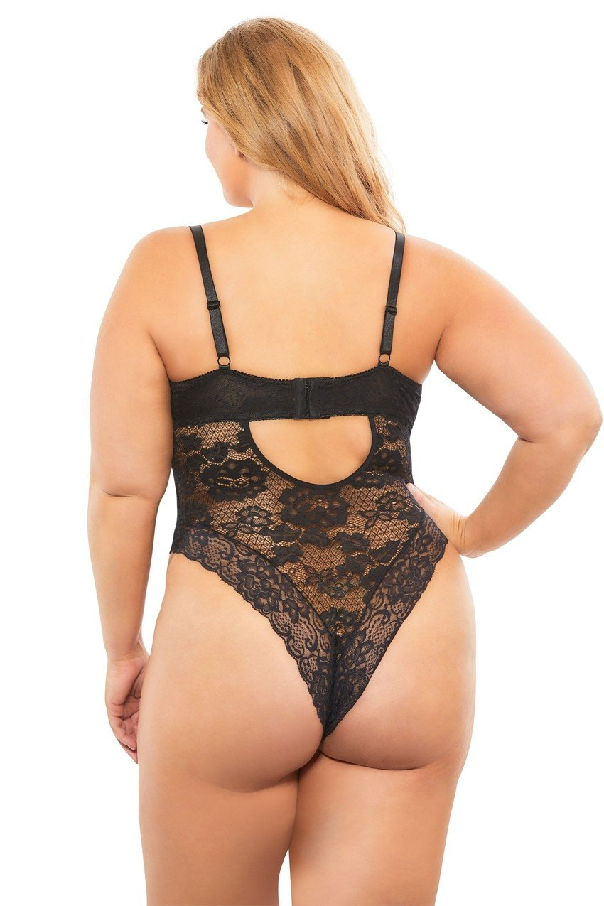 The Lexi High Leg Bodysuit