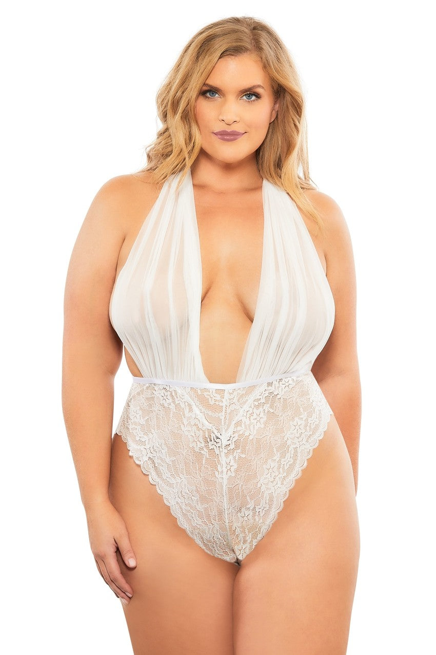 The Aria Plunge Teddy