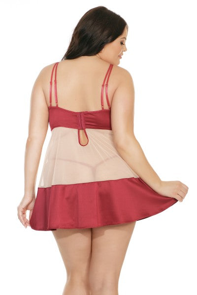 The Luxury Romance Babydoll