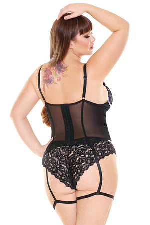 The Lisette Bustier
