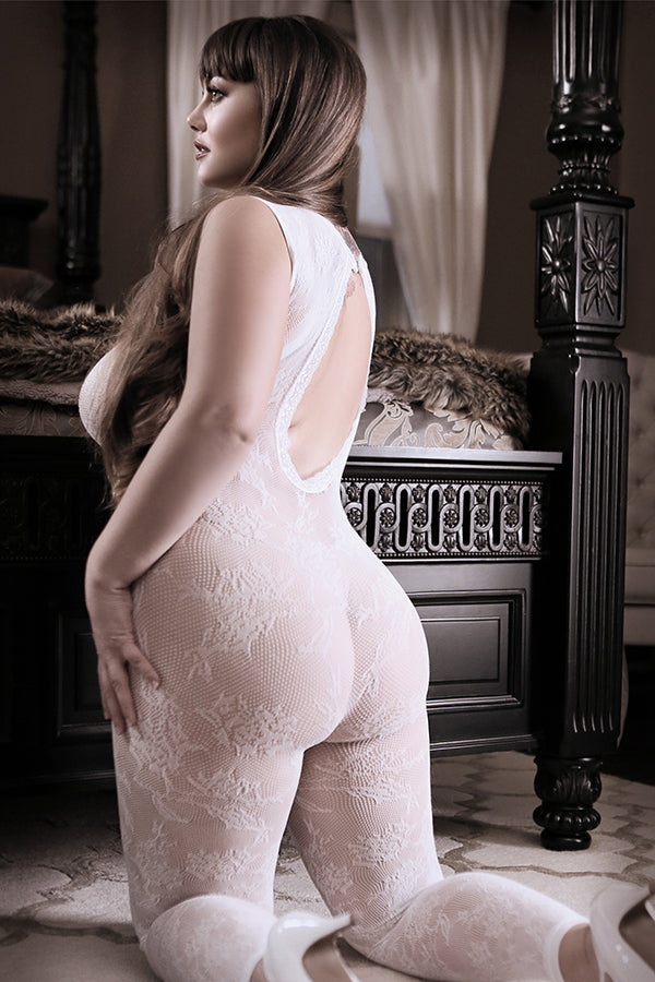 Worth The Wait Bodystocking