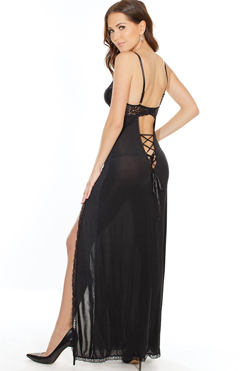 The Nightshade Long Gown