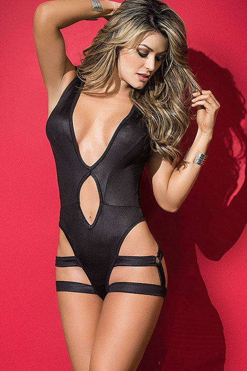 The Marple Uncaged Bodysuit