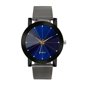 Quartz fashion unisex watch