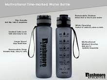 Load image into Gallery viewer, Frosted Water Bottle 1L/32OZ BPA Free Functional Design Portal Durable