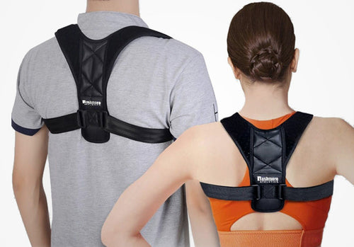 Adjustable Back Posture Corrector for Men and Women made with Quality