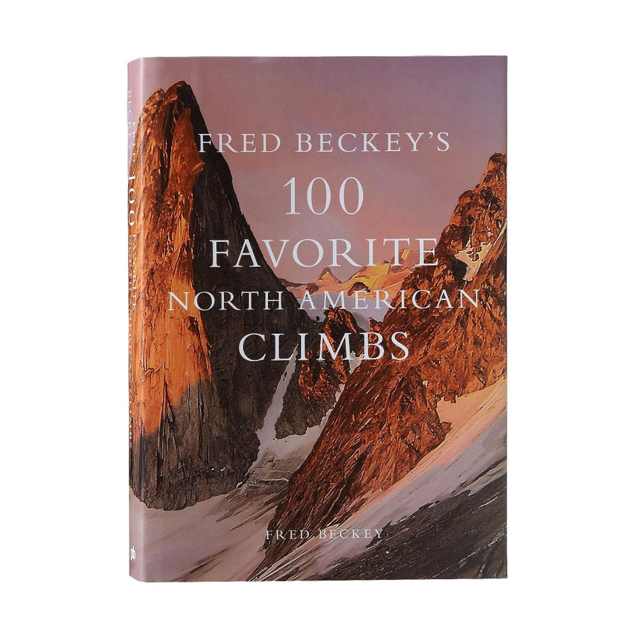 100 Favorite NA Climbs (hardcover)