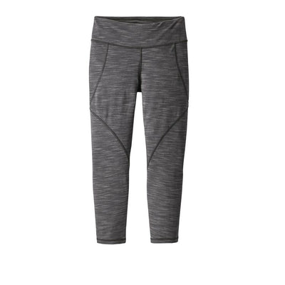Women's Centered Crops - Forge Grey / S