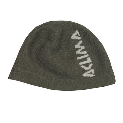 WarmWool Jib Beanie - Olive-Night / M