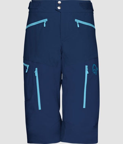Fjorå flex1 Shorts (W) - Indigo Night / XS
