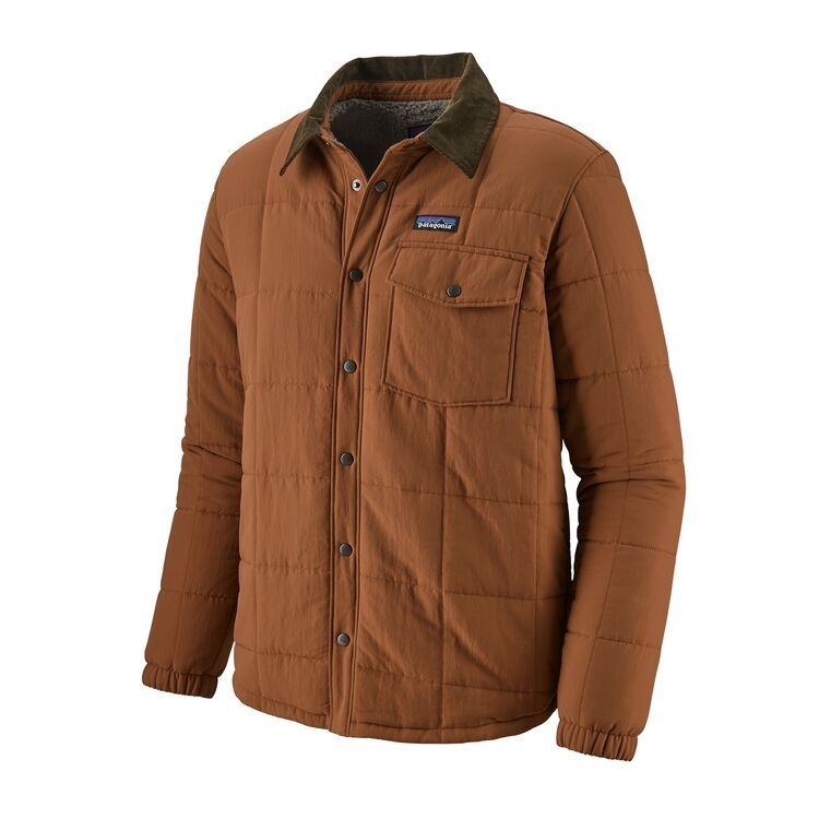 Isthmus Quilted Shirt Jacket M's