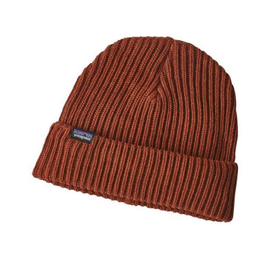 Fisherman Rolled Beanie - Copper Ore