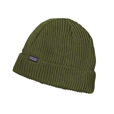 Fisherman Rolled Beanie - Glades Green