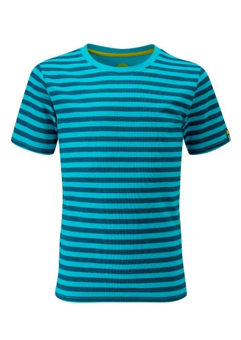 Half Moon Striped Tee Lasten
