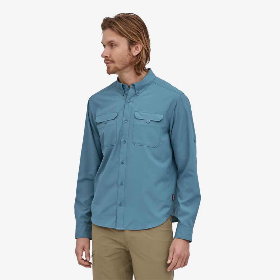 Men's Long-Sleeved Self-Guided Hike Shirt
