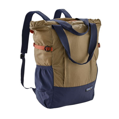 LW Travel Tote Pack 22L - Mojave Khaki