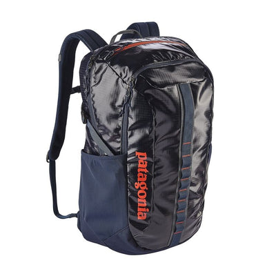 Black Hole Pack 30L - Navy blue w/ Paintbrush Red