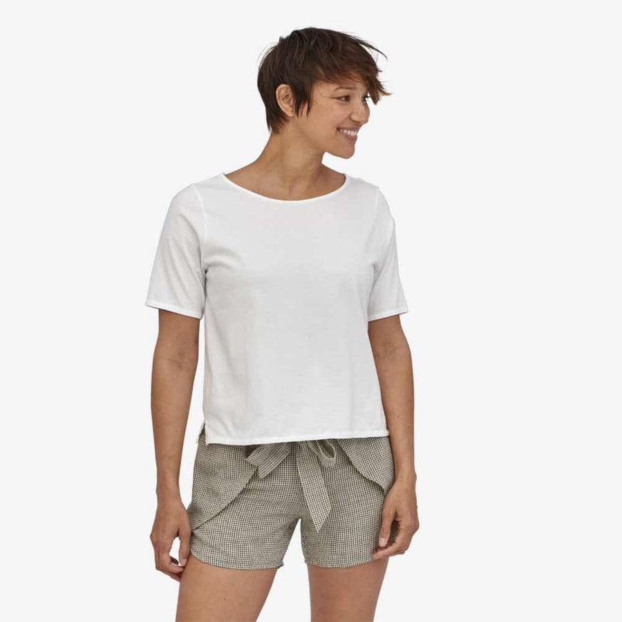 Women's Cotton in Conversion Tee