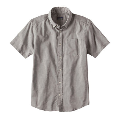M's LW Bluffside Shirt - Feather Grey / S
