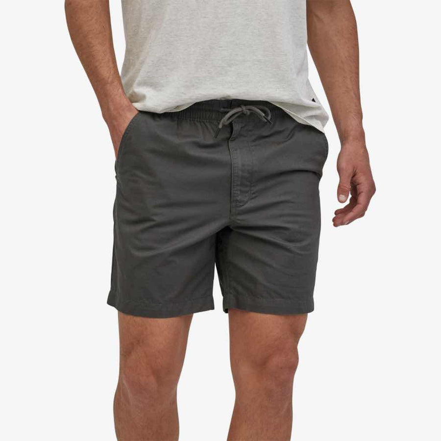 Men's Lightweight All-Wear Hemp Volley Shorts - 7""