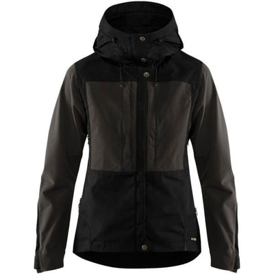 Keb Jacket W - Black / XXS