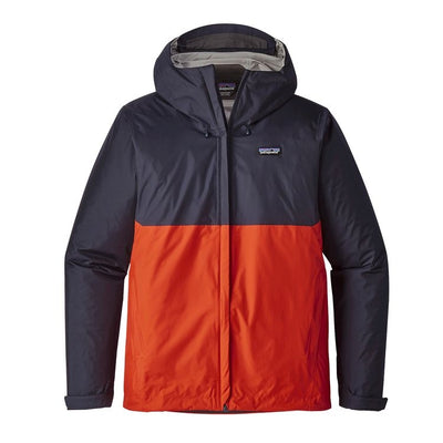 M's Torrentshell Jkt - Navy Blue - Red / S