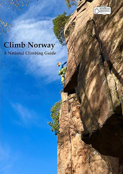 Climb Norway National Climbing Guide - Norges Boltefond