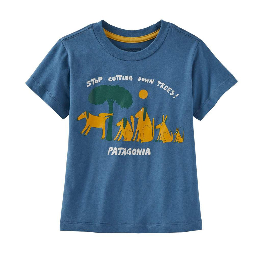 Baby Graphic Organic Cotton T-Shirt