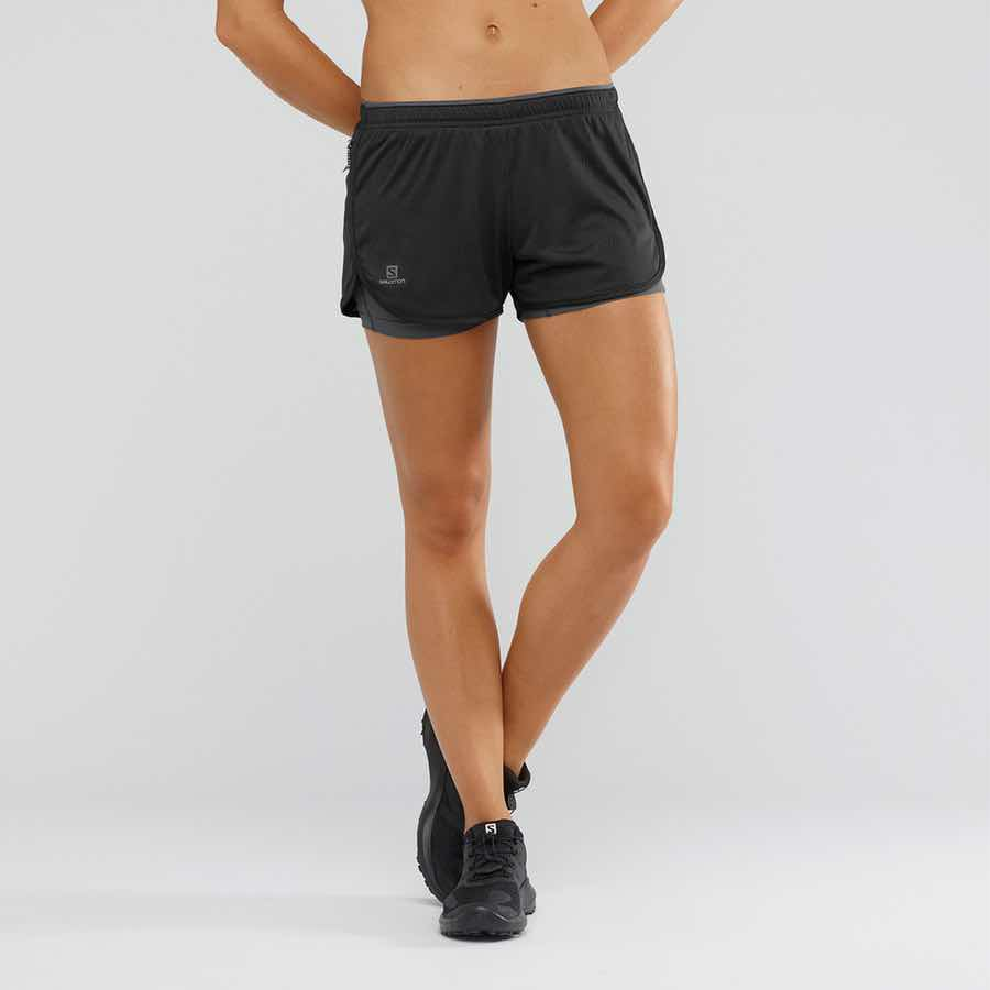 Agile 2in1 Shorts W's
