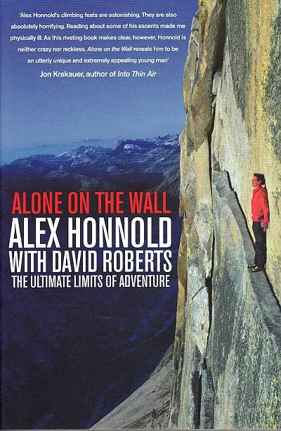 Alone On The Wall Pb - Alex Honnold