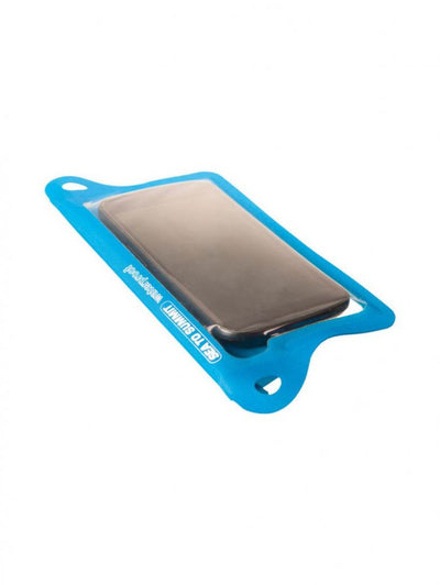 TPU Waterproof Case for Smartphone - Blue