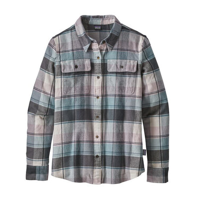Women's  LS Fjord Flannel Shirt
