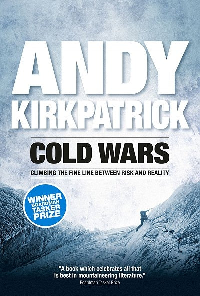 Cold Wars Andy Kirkpatrick Pb