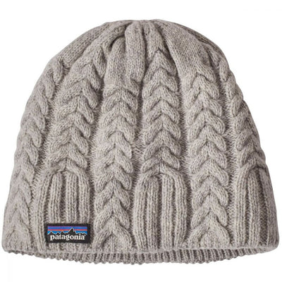 Cable beanie - Drifter Grey