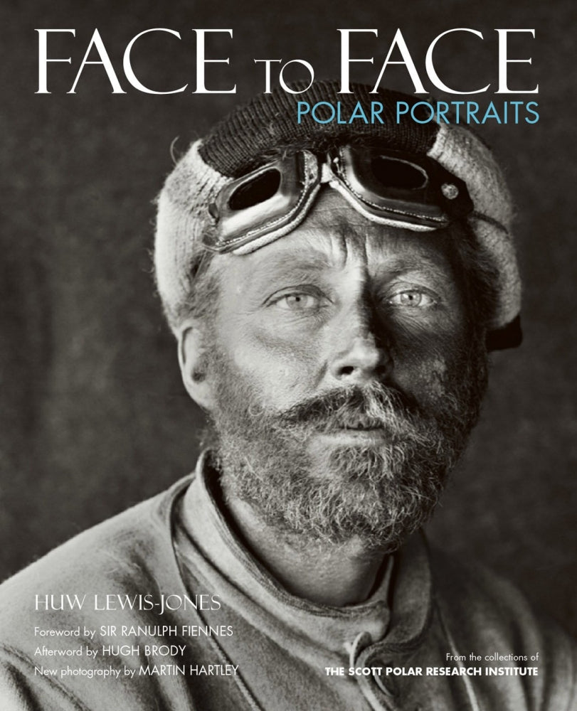 Face To Face: Polar Portraits (Pb)