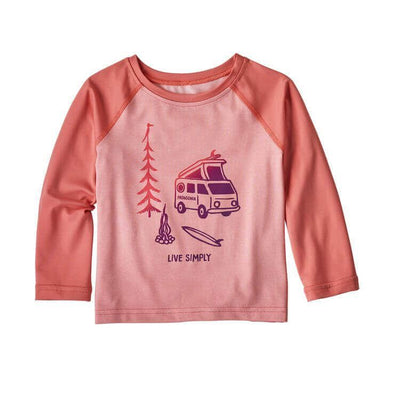 Baby Cap SW Crew - Feather Pink / 3-6M