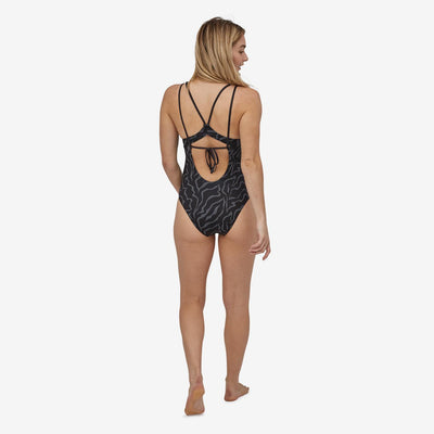Women's Nanogrip Sunset Swell One-Piece Swimsuit