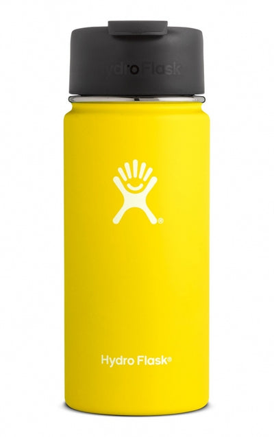Kahvimuki 16oz Wide Mouth - Lemon