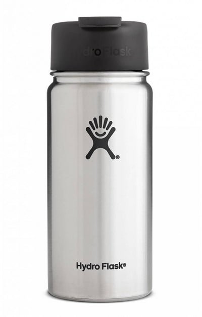 Kahvimuki 16oz Wide Mouth - Stainless
