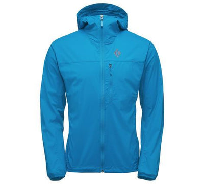 Alpine Start Hoody M - Kingfisher / L