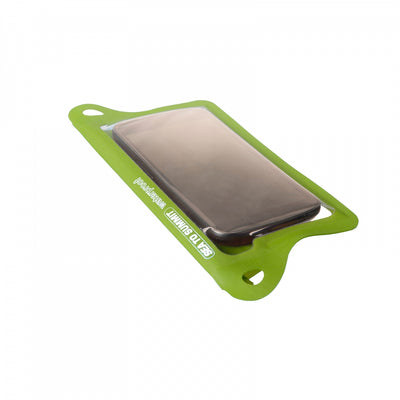 TPU Waterproof Case for Smartphone - Lime
