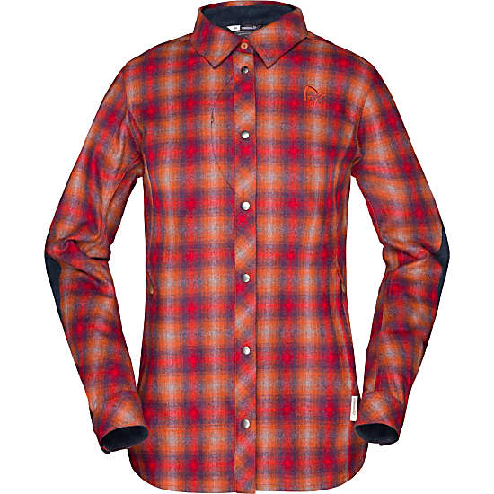 Tamok Wool Shirt W's