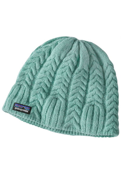Cable beanie - Vjosa Green