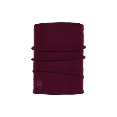 Heavyweight Merino Wool Putkihuivi - Solid Raspberry